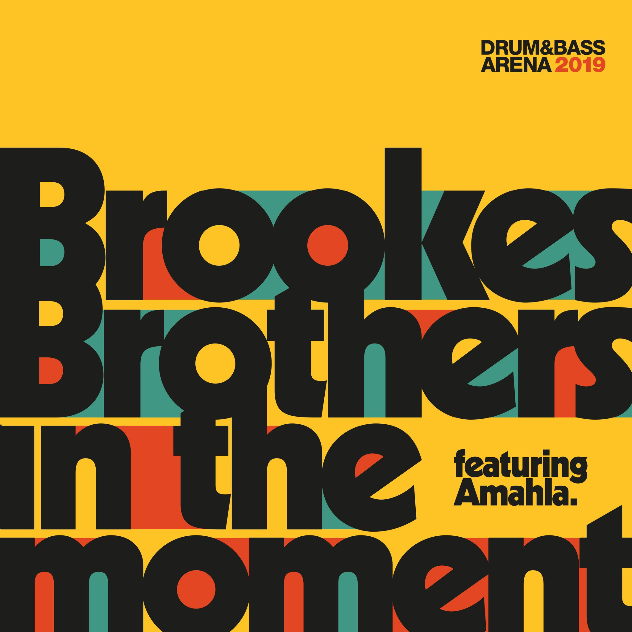 In The Moment' Brookes Brothers ft Amahla Out Now – Amahla